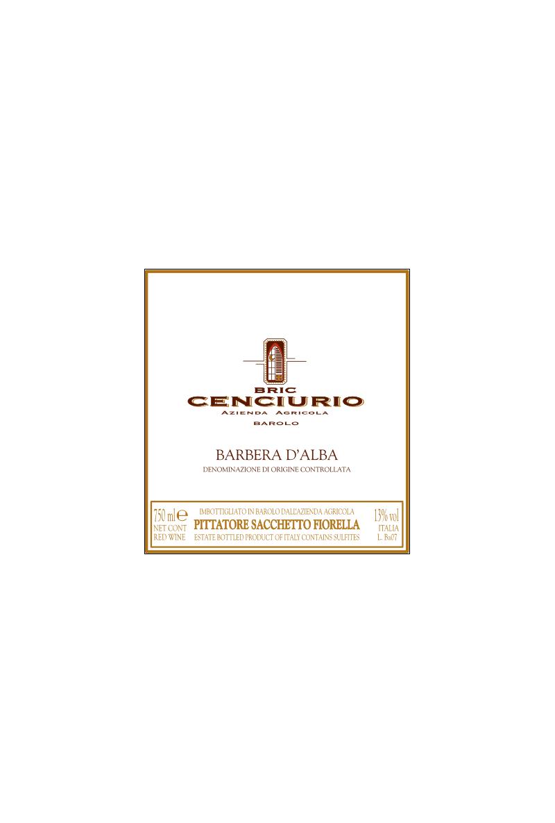 Bric Cenciurio - Barbera d'Alba DOC